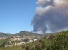 Incendi Pradell de la Teixeta 6 de setembre 2007